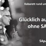 Kabarett in der Zehntscheuer Malsch am 05., 07., 19. und 21.11.2019 jeweils um 19:30 Uhr