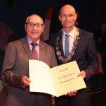 Wiesloch hat einen neuen Ehrenbürger: Rainer Kircher