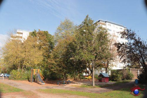 Spielplatz Breslauer Straße - Kleinkinderbereich