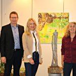 Ausstellung im Rauenberger Rathaus