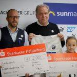 SV Sandhausen – Hardtwaldhelden: Heldenhafter Einsatz gegen Krebs im Kindesalter