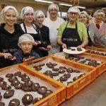 Walldorfer Weihnachtsmarkt: Fairtrade-Stand bietet wieder Elisenlebkuchen