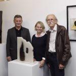 """Ausstellung ARTkontext von Bernd Gerstner bei """"Kunst im Rathaus"""""""