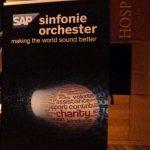 Großes Benefizkonzert des SAP Sinfonieorchesters am 1. Advent