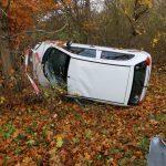 B3 bei Wiesloch: Wagen kommt von Fahrbahn ab – Langer Stau wegen Unfallaufnahme