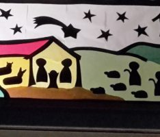 Walldorf: Adventsfensterln im Mühlwegviertel