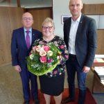 Alice Viehweger in den Ruhestand verabschiedet