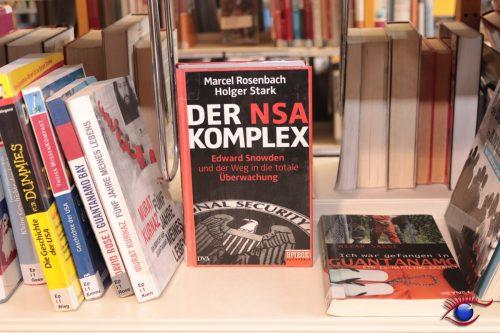 Viele interessante Bücher in der Stadtbücherei Wiesloch