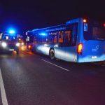 B39 bei Rauenberg: Crash mit mehreren Fahrzeugen – auch Bus beteiligt – Straße gesperrt