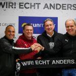 SV Sandhausen und Uwe Koschinat verlängern ihre Zusammenarbeit
