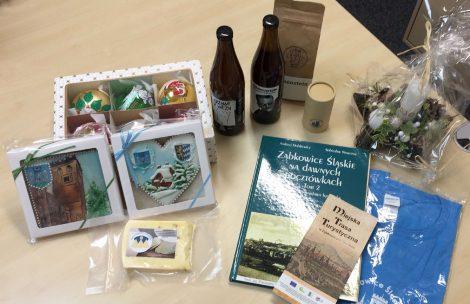 Produkte aus den Partnerstädten auf dem Weihnachtsmarkt 13. bis 15. Dezember