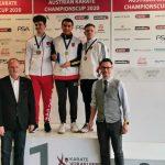 Gold und Bronze beim Championscup 2020