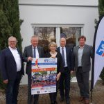 Startschuss für den 4. Volksbank-Firmenlauf in Walldorf