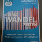 """""""Klimawandelzeiten"""" – Ausstellung noch bis 07. Februar im Rathaus Walldorf"""
