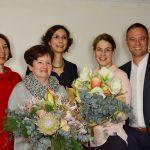 Wagner FLORAPARK ehrt langjährige Mitarbeiter