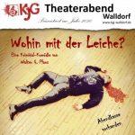 """KjG-Theaterabend """"Wohin mit der Leiche?"""""""