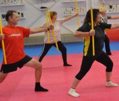 Ü-50 Wohlfühl-Training in Wiesloch
