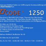 """Künstlergruppe Walldorf: """"Farbcodes 1250"""" im Rathaus"""