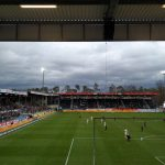 SV Sandhausen: 0:2-Niederlage gegen den KSC