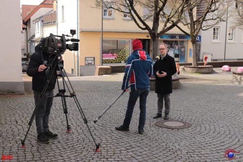 Jens Brandenburg im Interview mit RON.TV