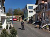 Rauenberg: Bagger beschädigte Gasleitung