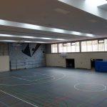 Die neue Sporthalle am Schulzentrum Walldorf ist fertig