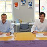 Regionale Zusammenarbeit in der Trinkwasserversorgung Walldorf/Dielheim/Bad Schönborn