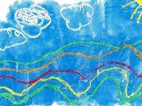Kinder malen für Alten- und Pflegeheime
