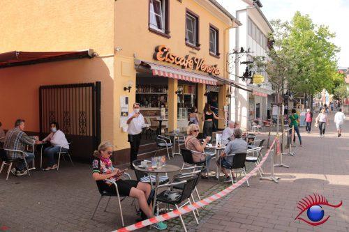 Marcelo La Terra Pirre Eiscafe Venezia Wiesloch