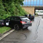 Wiesloch/B 39: Durch rücksichtsloses Wenden Unfall mit hohem Sachschaden verursacht