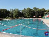 Wieslocher Freibad WieTalBad nun endlich eröffnet – Kreisverkehrsregelung beim Schwimmen