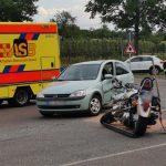 Wiesloch: Schwerer Motorradunfall