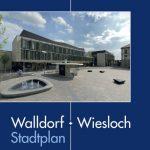 Neuer Stadtplan Walldorf/Wiesloch