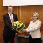 Otto Steinmann im Amt des Ersten Beigeordneten bestätigt