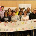 Einladung zum Stammtisch: Mehrgenerationenwohnen Verein Smile e.V. St.Leon-Rot