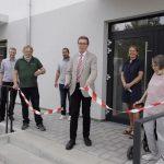 """""""Haus am Kreisel"""" eröffnet mit Kleiderstube, Tafel und Plattform – Offene Tür am 27.09."""