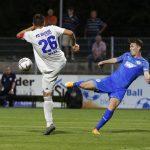 FC-ASTORIA WALLDORF: Wieder 2:2-Unentschieden