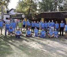 Freiwilligentag der Metropolregion im Tierpark Walldorf