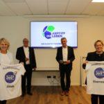 Kultusministerin Dr. Susanne Eisenmann besucht Anpfiff ins Leben