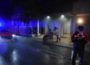 Nußloch: Großevakuierung eines Wohnheims nach Tiefgaragenbrand + Fotogalerie