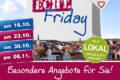 ECHT. friday-Besondere Angebote in Wiesloch ab 16.10.