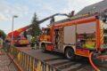 Ketsch: Dachstuhlbrand sorgt für Großeinsatz (Update)