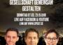 Heute: Late Night Talk mit Kevin Kühnert: Gesellschaft zusammen gestalten