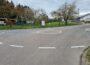 Neuer Kreisel am Bögnerweg wurde markiert