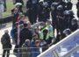 Leimen: Aktion von Klimaaktivisten vor Baustoffkonzern – Polizei muss konsequent eingreifen (Update)