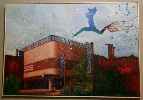 Künstlergruppe Walldorf stellt im Rathaus aus
