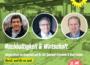 Podiumsdiskussion – Nachhaltigkeit & Wirtschaft