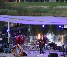 Impressionen von den Konzerten beim Familientag im AQWA am 28. August