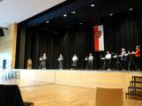 Erstwähler-Veranstaltung in der Astoria-Halle