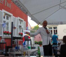 Hier spielte die Musik: Klaus Thomé im Pfälzer Hof